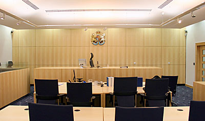 Sound Systems For Courts Courtrooms And Tribunal Buildings