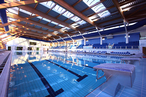 Swimming Pool Public Address System Leisure Centre